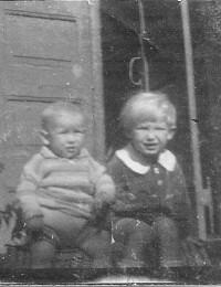Hans Erik og Poul Helmer Hjortskov